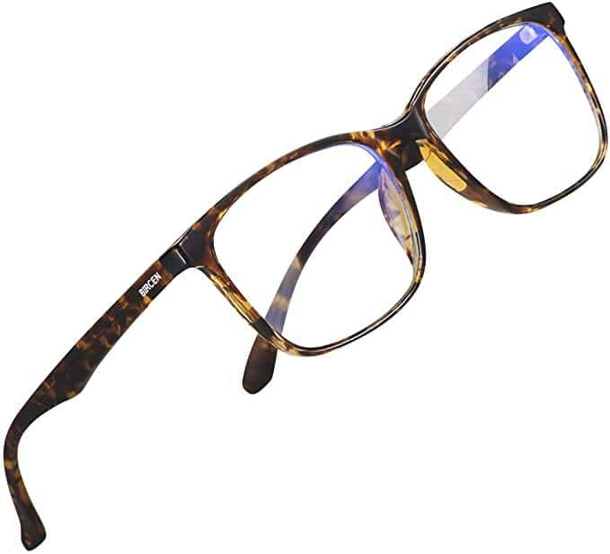 Bircen Blue Light Blocking Glasses for Men and Women Non Prescription (5 Colors) for $5.58