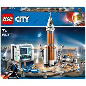 15% Off LEGO City: Deep Space Rocket and Launch Control Set (60228) + Free Shipping $80.74