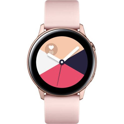 Samsung SM-R500NZDCXAR-RB Galaxy Active 40mm Rose Gold - Certified Refurbished - $99.99 + Free Shipping