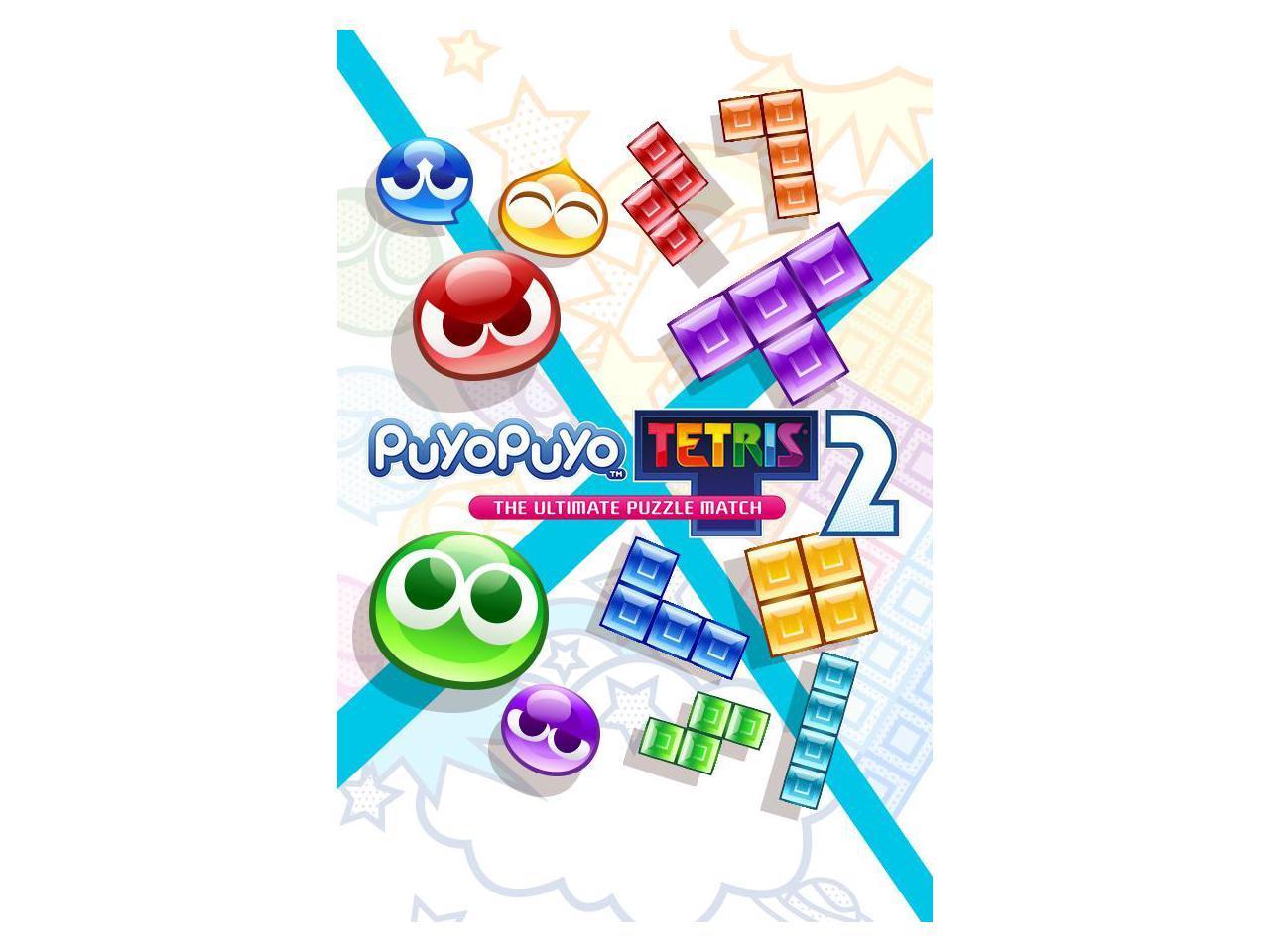 PC Digital Games SALE: Puyo Puyo Tetris 2 $13.49, SEGA Mega Drive and Genesis Classics $6.79 & More