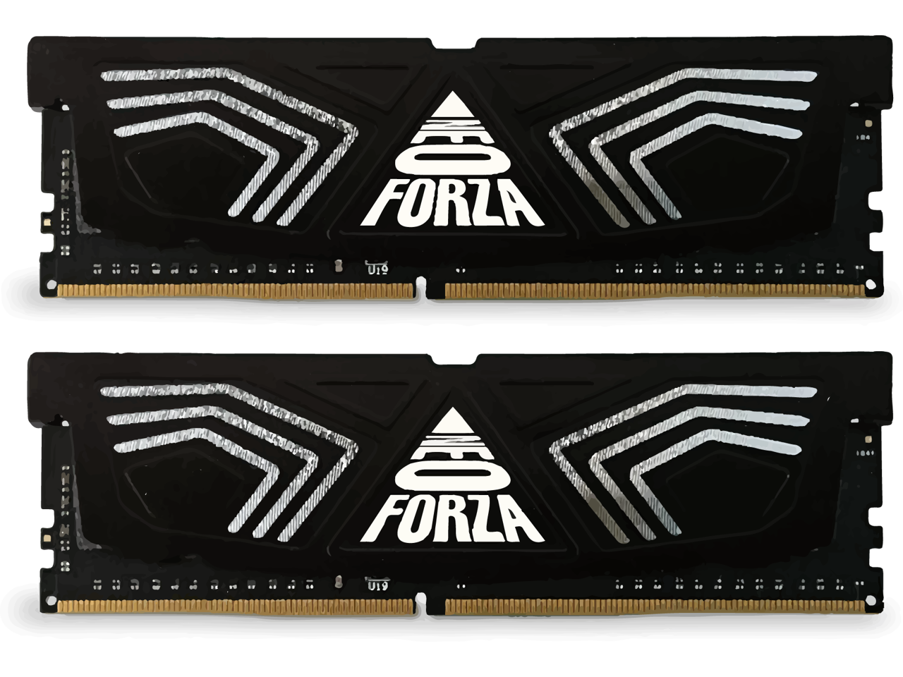Neo Forza FAYE 32GB (2x16GB) 288-Pin DDR4 3600 18-19-19-39 SDRAM Desktop RAM for $123.99 w/ FS after Code