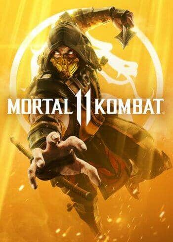[PC, Steam] Mortal Kombat 11 (Digital Delivery) $12.94