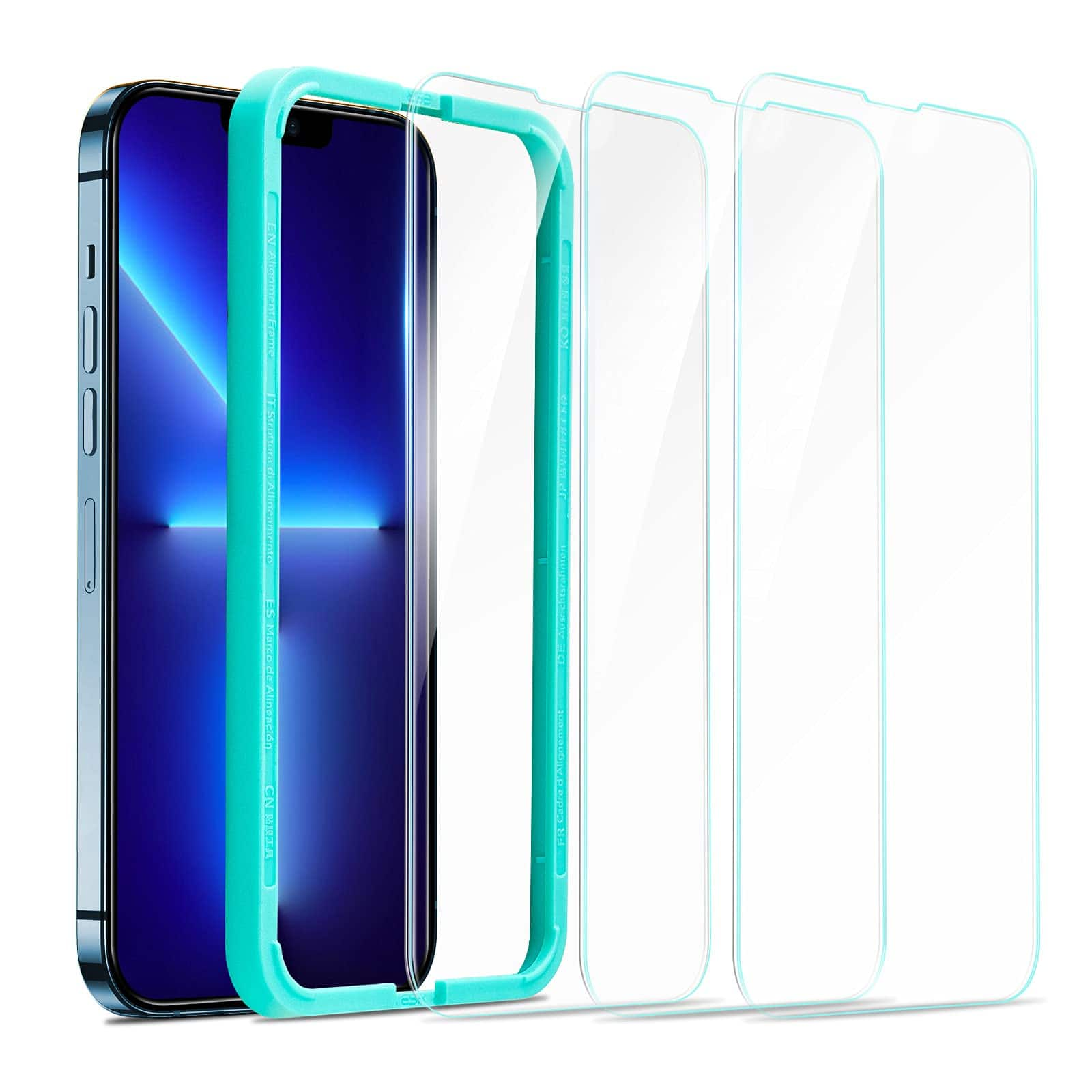 ESR Pre-order Discount for iPhone 13, 13 Pro, Pro Max and Mini Air Armor Case and Screen Protector $7.79+