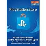 $25 PlayStation Network Gift Card (Digital Delivery) $22