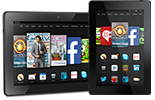 Fire HD 7 8GB for $39.02 total with Amazon Signature Visa: $168 with $127.77 back in Amazon credit + 3% cash back