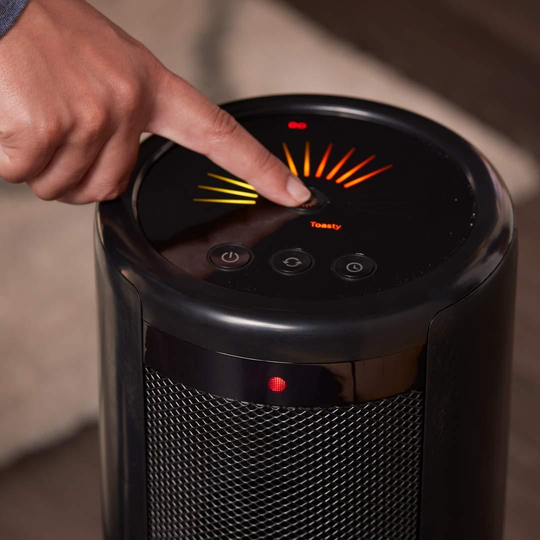 Honeywell ComfortTemp 4 Ceramic Tower Heaters $61.70 at Amazon
