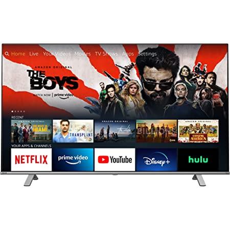 All-New Toshiba 50-inch 50C350KU C350 Series LED 4K UHD Smart Fire TV $369.99 at Amazon