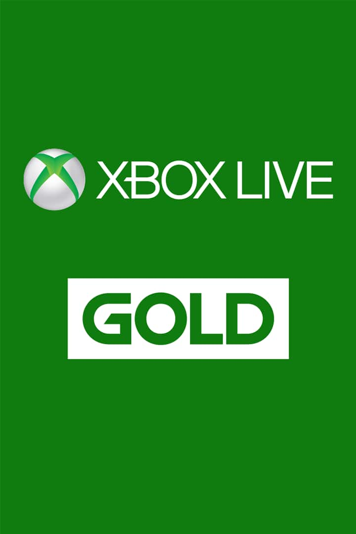 Xbox Live Gold - 1 Month $1