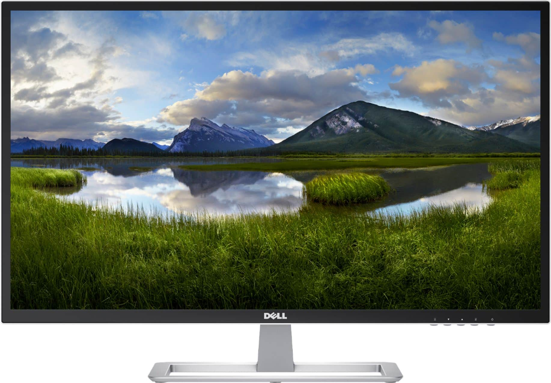 """Dell 32"""" IPS monitor for $165 at Bestbuy $164.99"""
