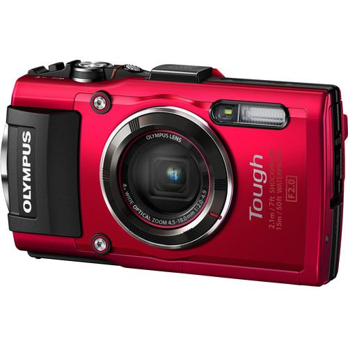 Olympus TG-4 Camera - $299 @ B&H