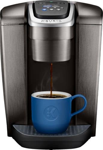 DEAD: Keurig - K-Elite Single-Serve K-Cup Pod Coffee Maker - $135.99 w/ $50 GC