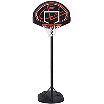 Lifetime 90022 Youth Height Adjustable Portable Basketball System   $49.98  Free shipping for Prime members