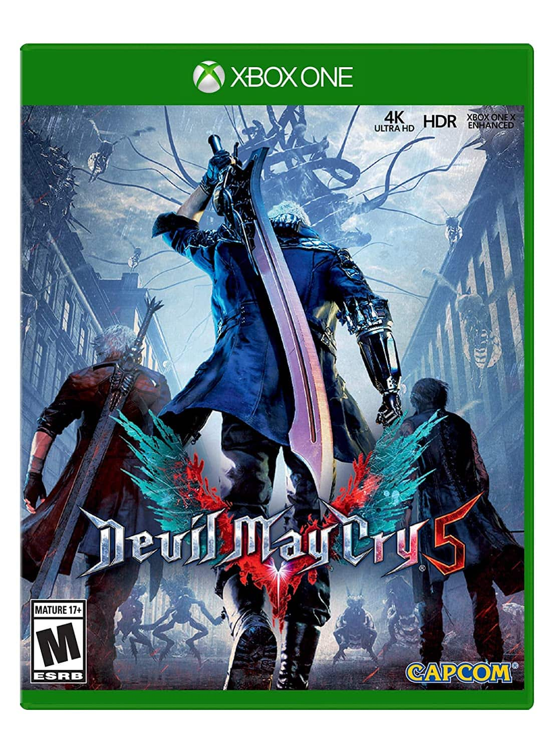 Devil May Cry 5 - Xbox One - $10.99 @ GameStop
