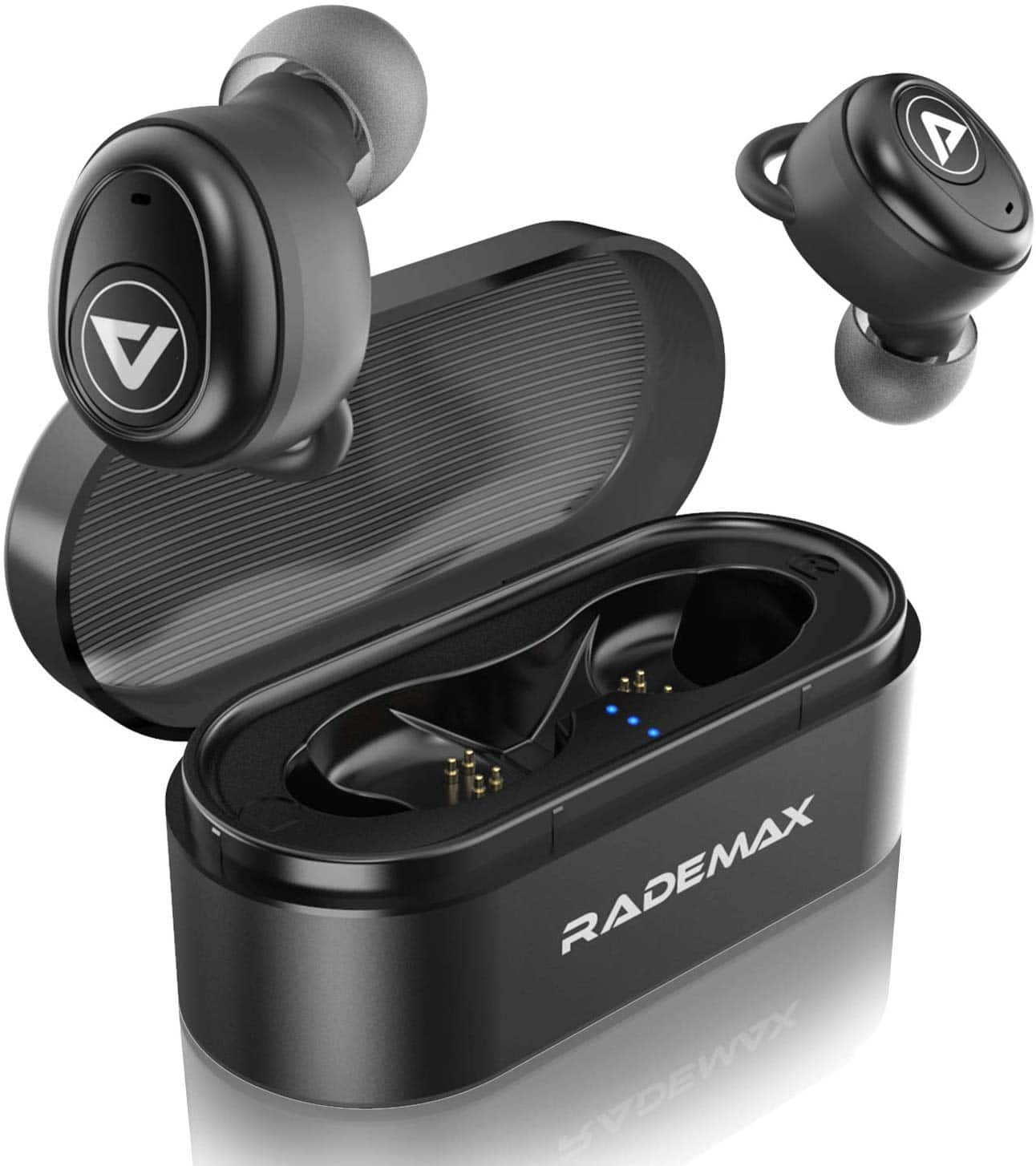 [Prime Members] Wireless Bluetooth 5.0 Earbuds $19.99 Free One Day Shipping