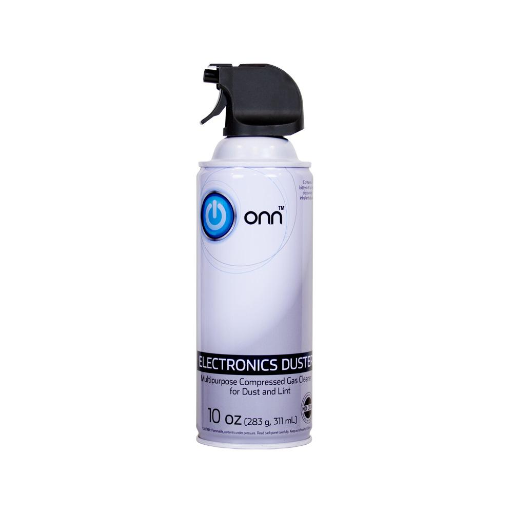 Onn Canned Compressed Air 10 oz. can $1 @ Walmart YMMV!