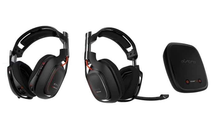 ASTRO A50 Gaming Wireless Headset (Manufacturer Refurbished) for $100 plus tax (Groupon)
