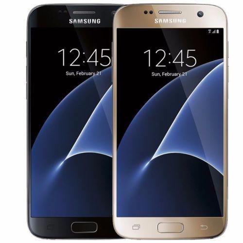 Seller Refurbished - Samsung Galaxy S7 Factory Unlocked 32GB GSM Smartphone $200 + Free Shipping + No Tax