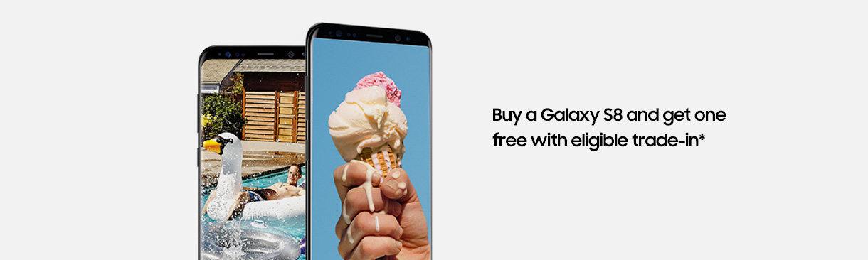 Samsung S8 - $470 - S8+ $563 + tax AR and EDU Discount