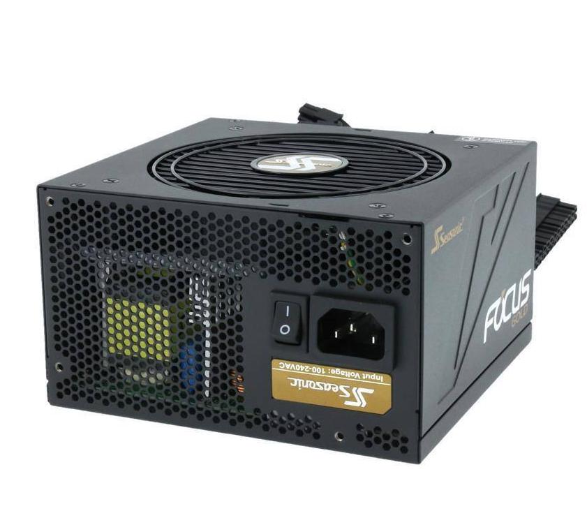 Seasonic FOCUS GM-750, 750W 80+ Gold, Semi-Modular, 7 Year Warranty Power Supply for $68.99 w/ FS after Code and MIR