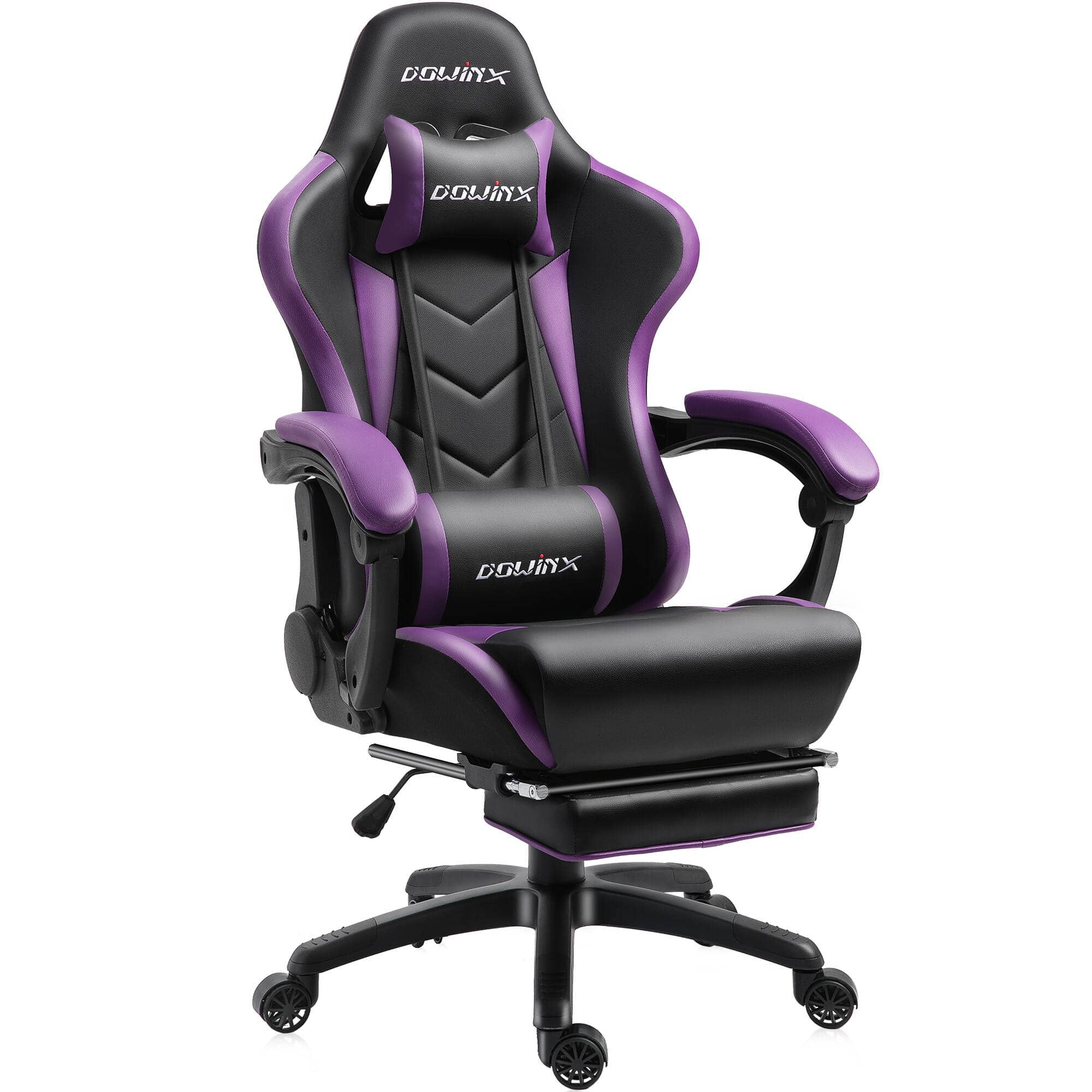 Dowinx Gaming Chair with Massage and Footrest for $149.99 + Free Shipping