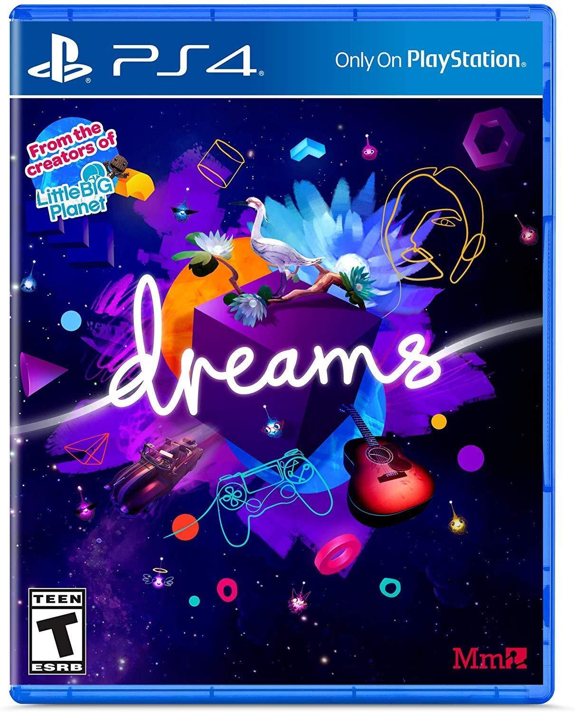 Dreams - PlayStation 4 PS4 $19.99 Amazon, Target, Walmart, GameStop, Best Buy
