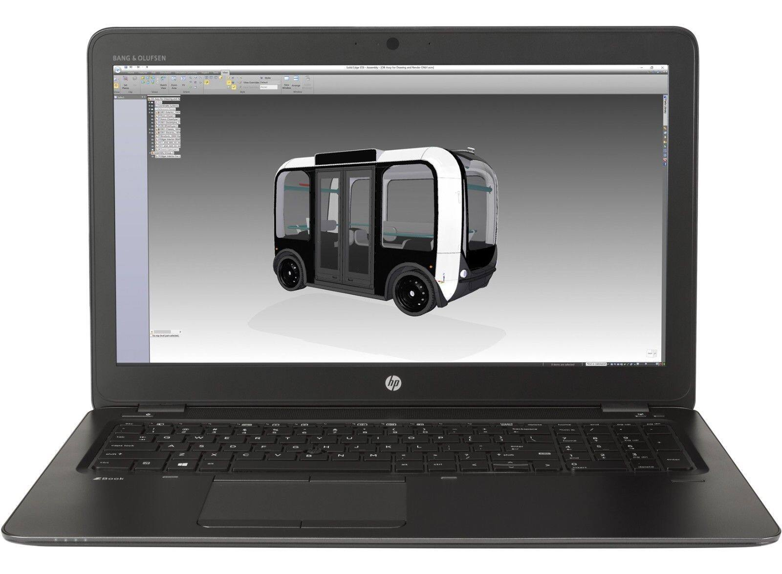 HP ZBook 15u G4 Workstation (Reburbished HP Grade A) $1050