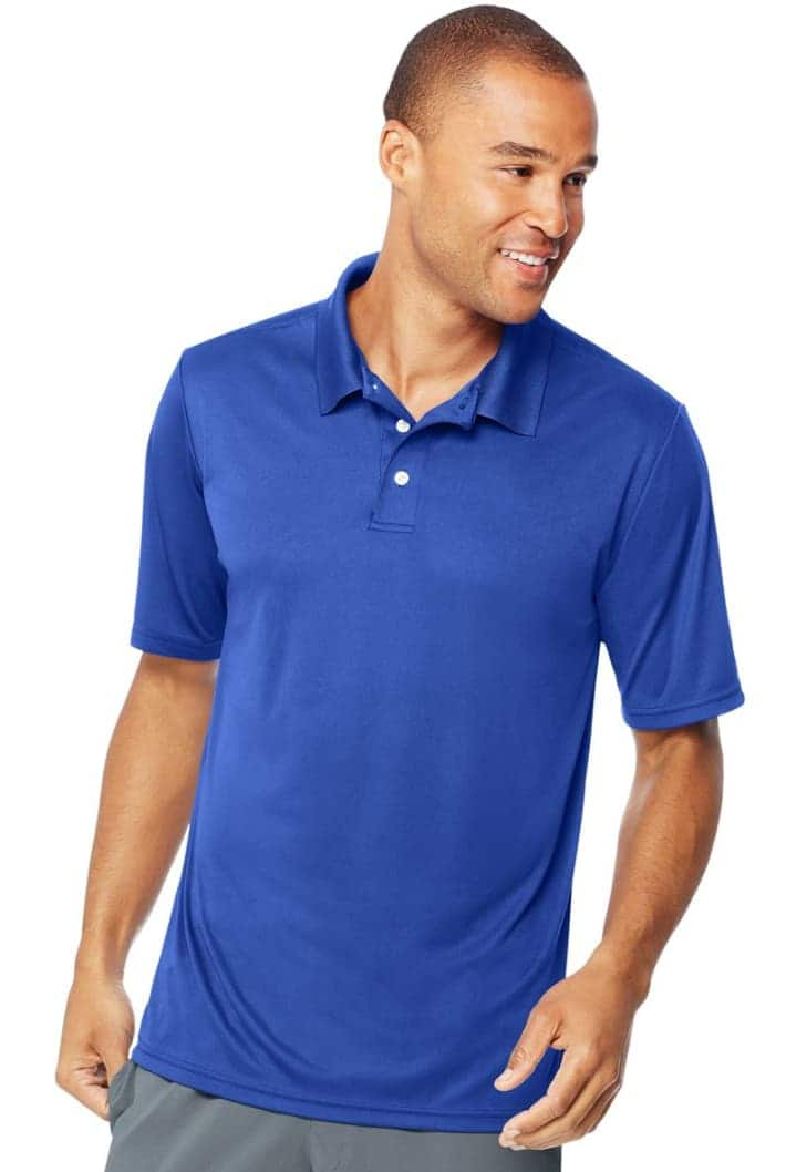 Hanes Sport™ Cool DRI® Men's Performance Polo 2 for $15