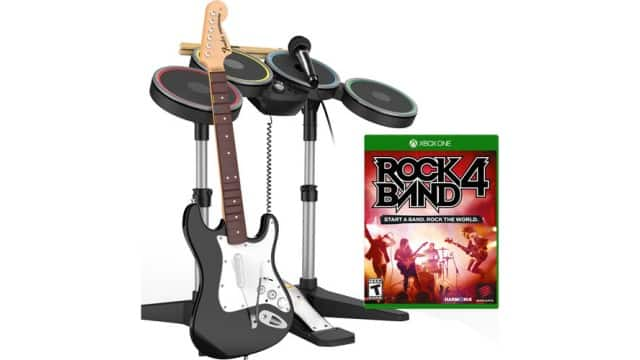 Rock Band 4 Band in a Box XBO/PS4 - Best Buy $199 ($160 GCU)
