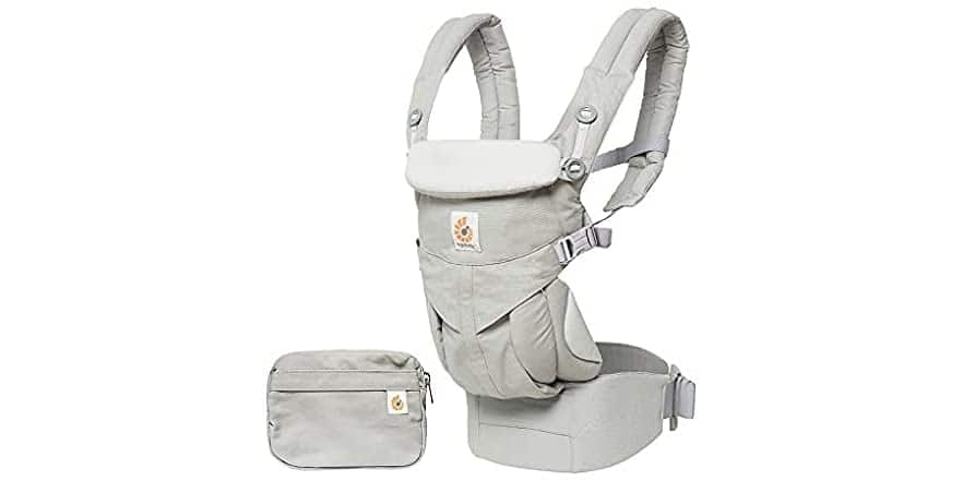 Ergobaby Omni 360 - Pearl Grey - $105.99 - Free shipping for Prime members - $105.99