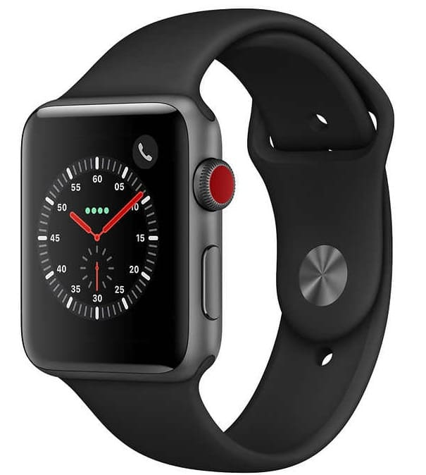 Costco: Apple Watch series 3 GPS + Cellular Black 42mm @ $409 & Pink 38mm @ 379 ONLINE