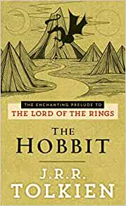 The Hobbit by J.R.R. Tolkien for $5.21