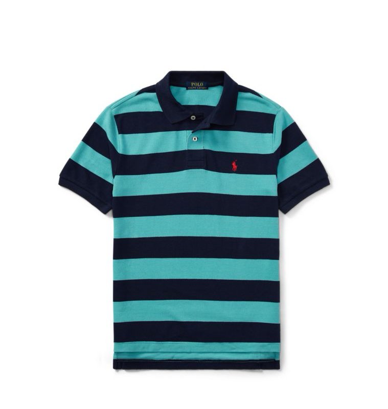 Ralph Lauren 30% off orders over $150, including clearance: Boys Cotton Mesh Polo Shirt $12.60