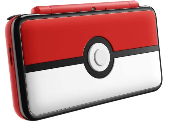 Nintendo New 2DS XL - Poke Ball Edition $135