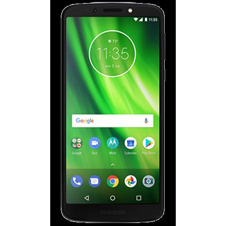 US Cellular Motorola Moto G6 Play 32GB Prepaid Smartphone, Black YMMV  In store WalMart  $87.18