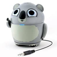 Amazon Deal: GOgroove Animal Speakers : Extra 50% Off - $14.99
