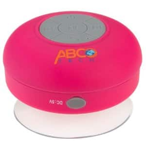 Abco Tech Water Resistant Wireless Shower Speaker $6.99, $1.99 Shipping