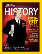National Geographic History - $16.95/yr, Dwell - $6.99/yr, Town & Country - $6.99/yr, Digital Photo - $4.99/yr, Rachel Ray Every Day - $4.95/yr, Allure - $4.95/yr