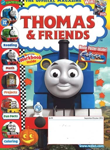 Thomas & Friends - $12.99/yr