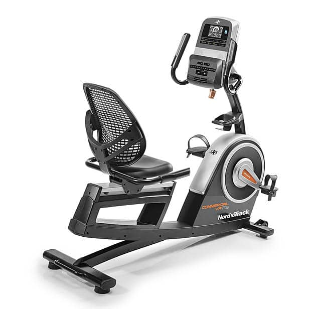 NordicTrack Commercial VR21 Recumbent Cycle $599.00