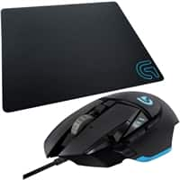 Dell Home & Office Deal: Logitech G502 Proteus Gaming Mouse with G240 Gaming Mouse Pad + $25 eGiftCard - $79.99 at Dell.com