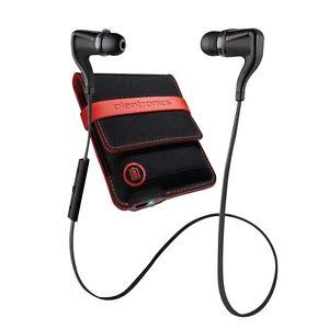 Refurbished Plantronics Backbeat Go2 Wireless Bluetooth Earbuds Black PL-BACKBEATGO2 $12.99