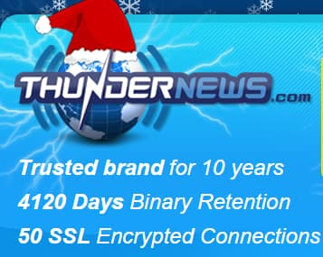 Unlimited Usenet + VPN $25/year lifetime price via Thundernews (+block deals)
