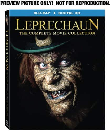 Leprechaun: The Complete 7-Movie Collection (Blu-ray + Digital HD) $13.99 @ Amazon & Best Buy