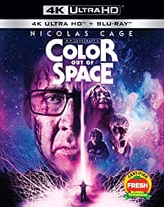 Color out of Space (4K Ultra HD + Blu-ray) $9.96 @ Walmart & Amazon