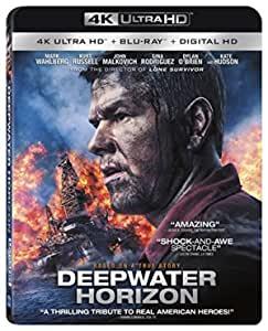 Deepwater Horizon (4K UHD + Blu-ray + Digital) or The Hitman's Bodyguard (4K UHD + Blu-ray + Digital) $5 Each @ Amazon