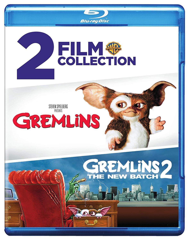 Gremlins (Blu-ray) + Gremlins 2: The New Batch (Blu-ray) $5.86 @ Amazon