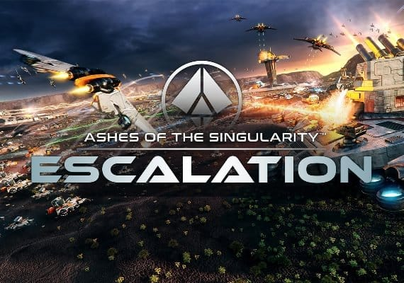 Ashes of the Singularity: Escalation (Steam, PC Digital Download) Free