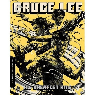 Target Circle Members w/ REDcard: The Criterion Collection: Bruce Lee: His Greatest Hits (Blu-ray) $56.79 + Free Shipping