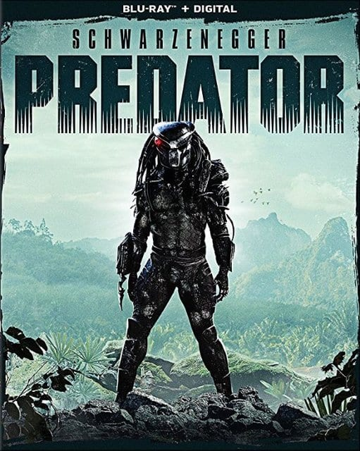 Predator (1987) (Blu-ray + Digital) $3.99 + Free Curbside Pickup @ Best Buy