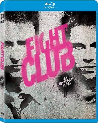 Fight Club (10th Anniversary Edition) (Blu-ray) $3.99 @ Amazon